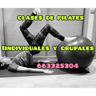 clases particulares de Pilates