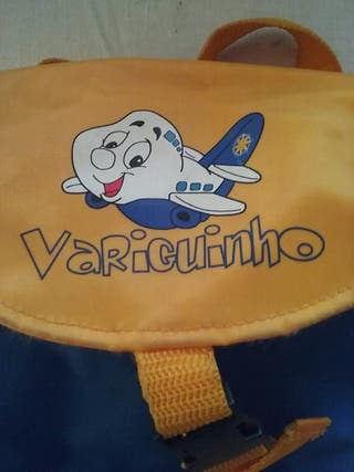 mochila niño VARIGUINHO