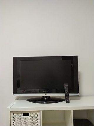 TV Samsung 32 con tdt mando y cable