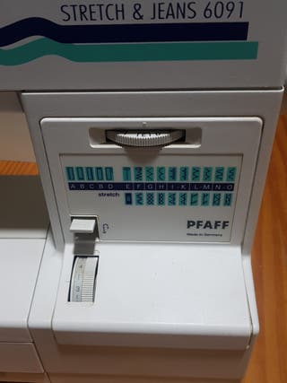 máquina de coser profesional portátil