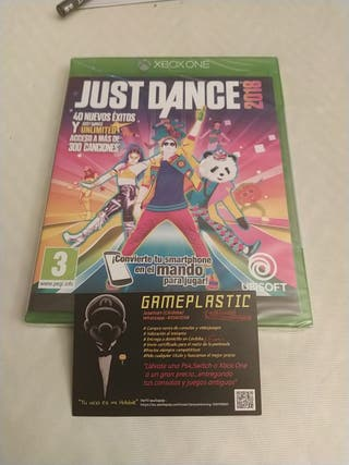 Just Dance 2018 Xbox One (Precintado)