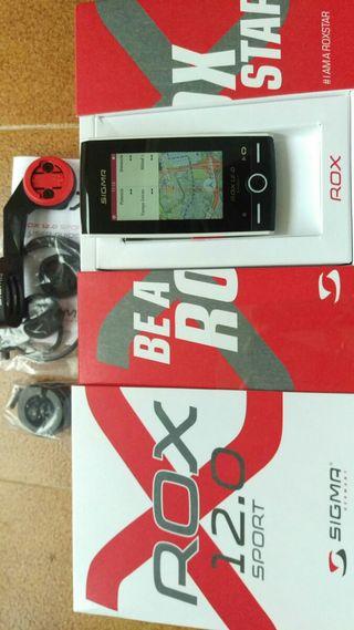 SIGMA ROX 12.0 SPORT, GPS Navegador Bicicleta