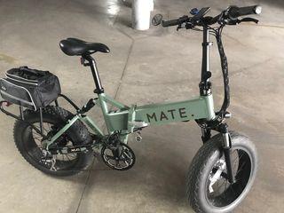 Bicicleta eléctrica MATE X
