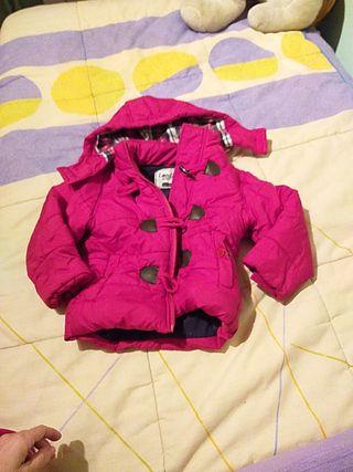 Anorak o chaqueta de niño