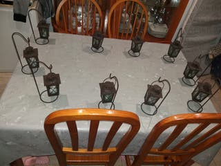 lamparas de velas