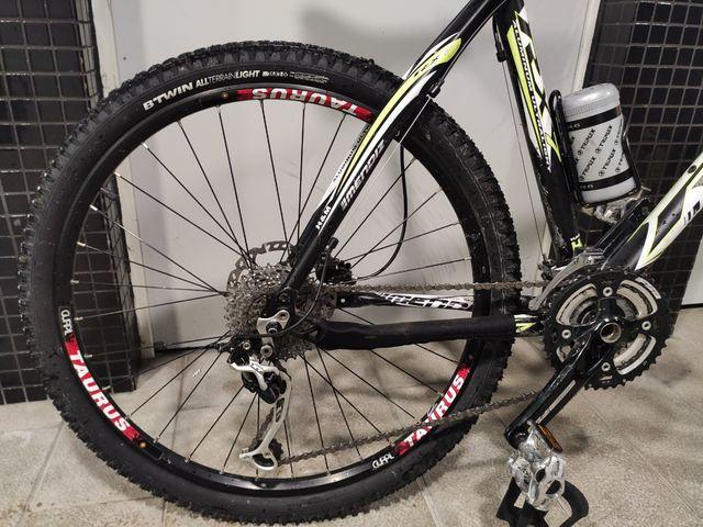 """Bici montaña, XL, 26"""",Cambio x gravel o carretera"""