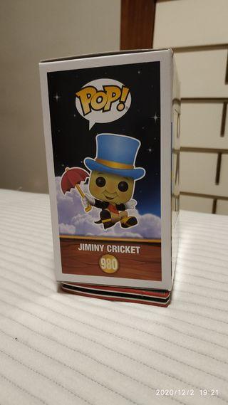 Funko pop Disney Pinocchio - Jiminy Cricket