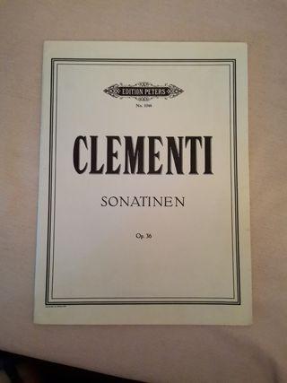 sonatina de CLEMENTI