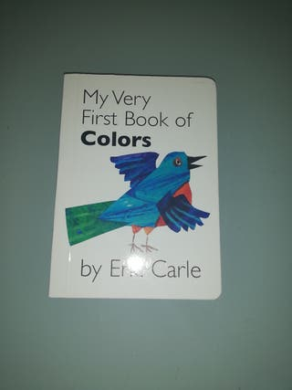 My very First book or color