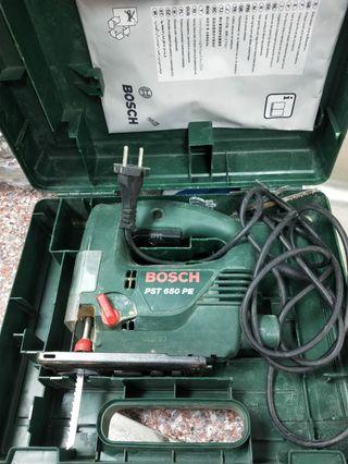 Caladora BOSCH PST 650 PE