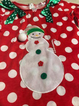 Vestido navidad