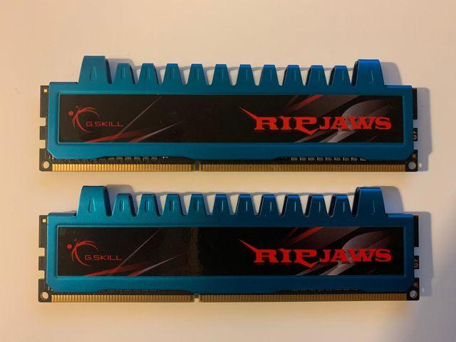 Memoria RAM 2x2GB DDR3 G.Skill