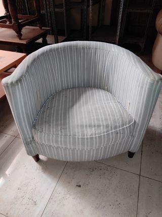 sillón auxiliar