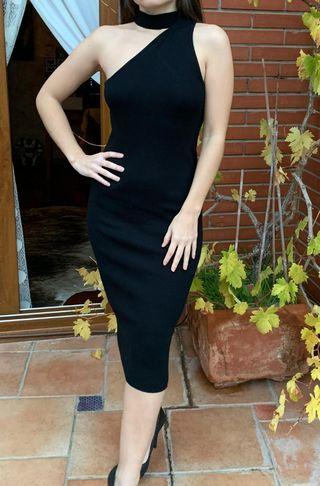 Vestido Hombro Bershka nuevo