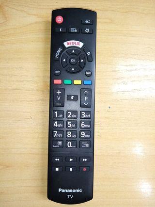 Mando de televisor Panasonic