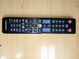 Mando de televisor Samsung