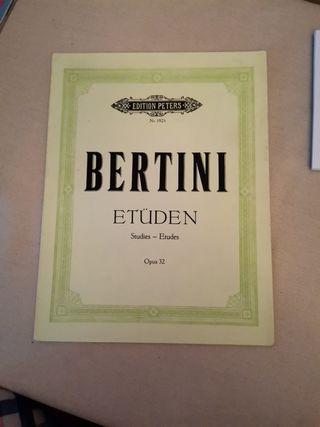 estudios de BERTINI opus 32 (Nr. 25-48)