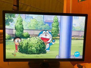 Televisión 24 LG.