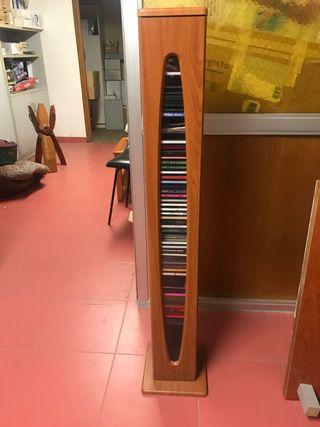 Almacenador de CD's