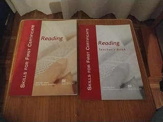 Libro inglés reading B2 first