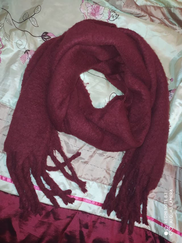 scarf new winter