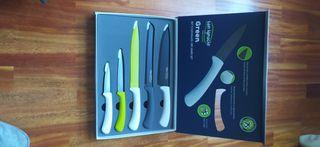 cuchillos de cocina (nuevo)