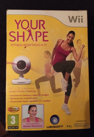 your shape wii