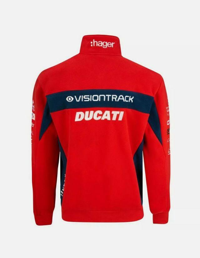 Visiontrack Ducati fleece M