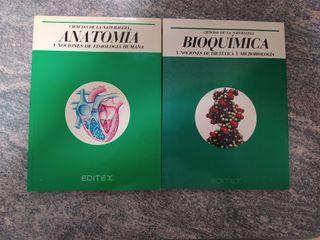 Anatomía y Bioquímica