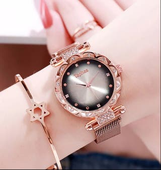 Reloj Dial elegant blanco