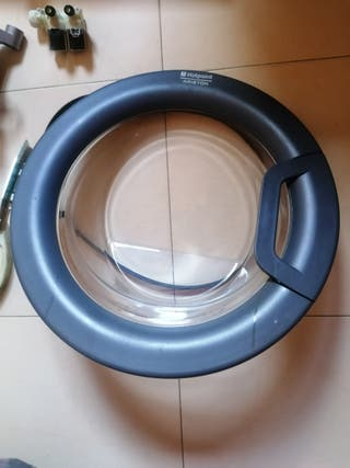 puerta lavadora