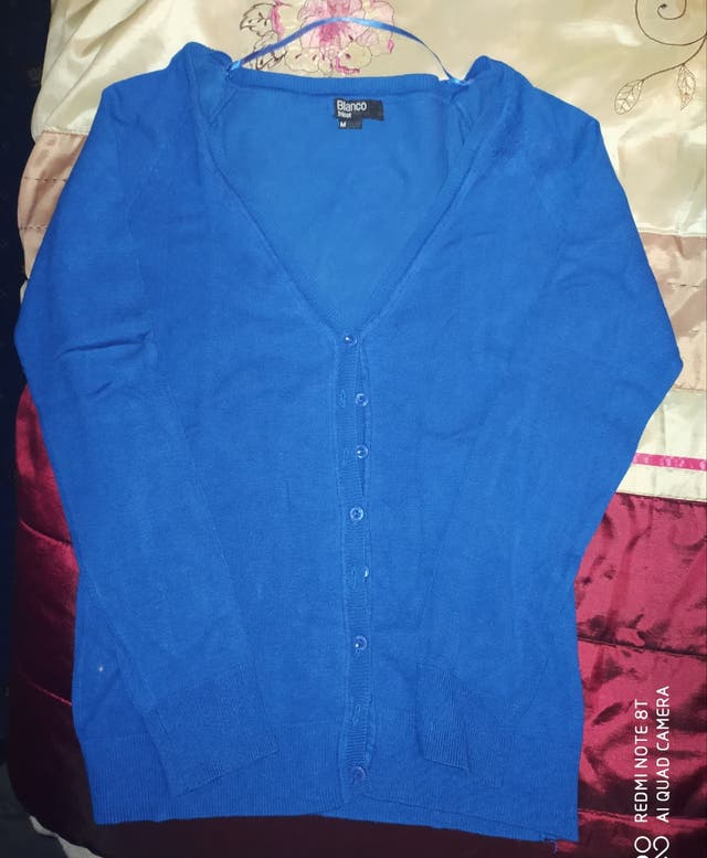 jacket and t-shirt