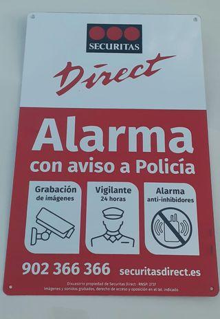 Alarma de Secueitas Direct