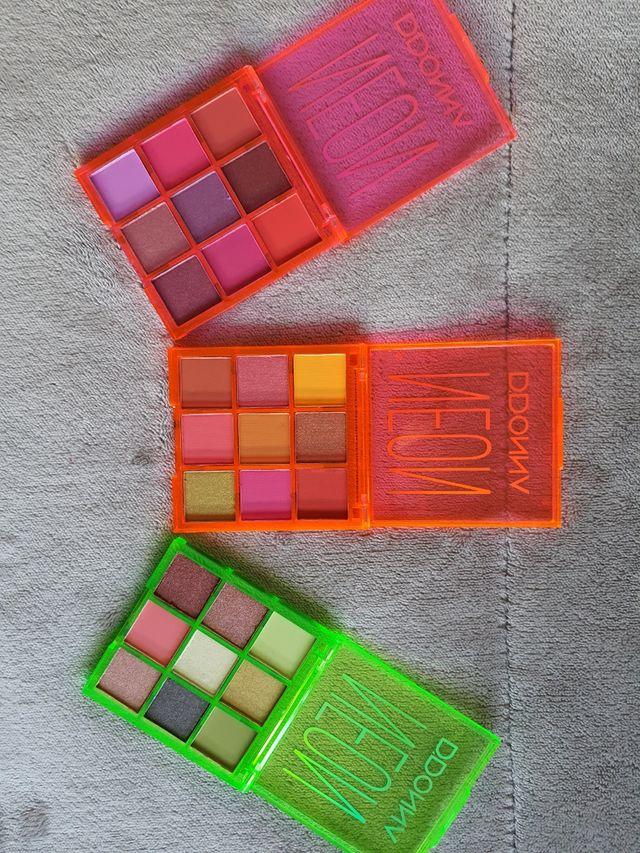 Pack de maquillaje