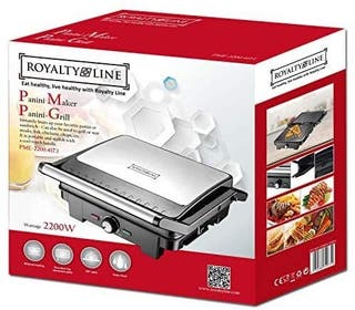 BARBACOA ROYALTYLINE 2000w