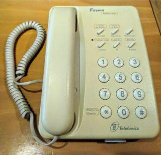 Teléfono fijo FORMA