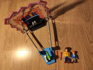 Playmobil Tiro al blanco Parque de atracciones