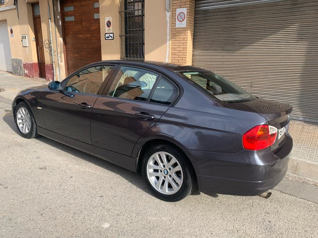 BMW Serie 3 320D 2006 único propietario