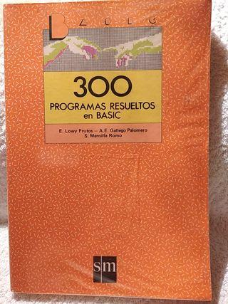 300 PROGRAMAS RESUELTOS EN BASIC