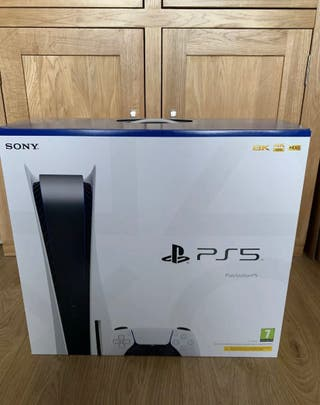 PlayStation 5 disk edition