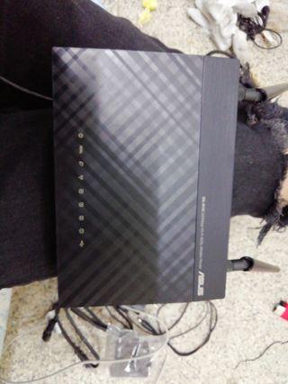 router moderno marca ASUS oigo precios notables