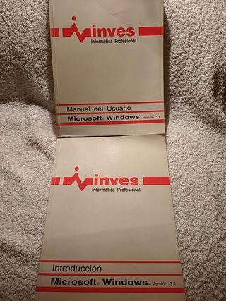MICROSOFT WINDOWS versión 3.1