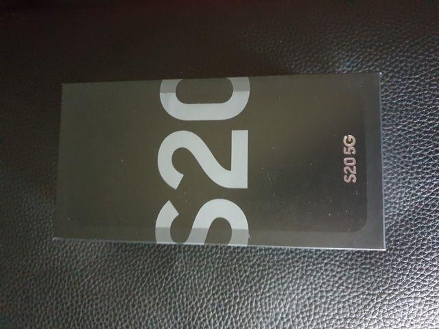 samsung gallaxy s20 5g 128GB