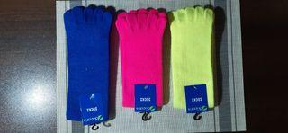 calcetines originales con dedos