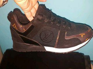 zapatillas louis vuitton talla 37