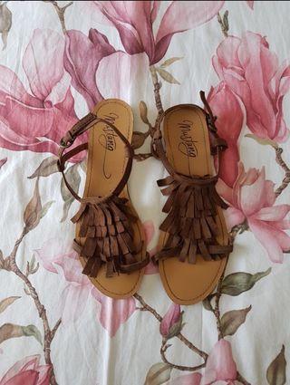 Sandalias Mustang zapatos mujer 40