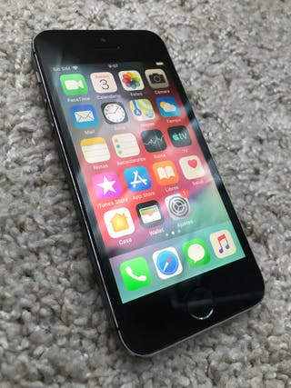 iPhone 5s Gris espacial 32Gb