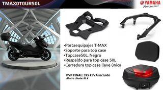 Baúl Yamaha Tmax 530 2017 en adelante nuevo