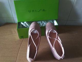 zapatos niña. bailarinas
