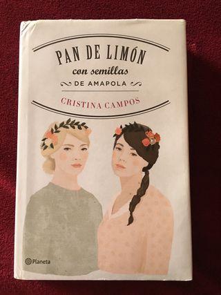 Pan de limon con semillas de amapola